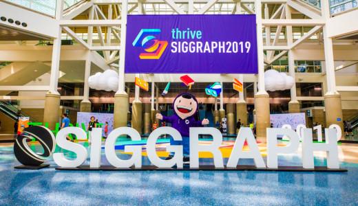 沉浸式科技前沿:2019计算机图形学会议SIGGRAPH上都有哪些新探索?_36氪