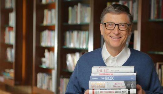 比尔·盖茨又双叒叕推书了:五本2020年不得不看