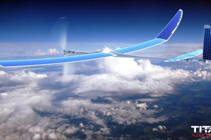 8点1氪:Google收购无人机制造商Titan,加入邻近空间竞赛