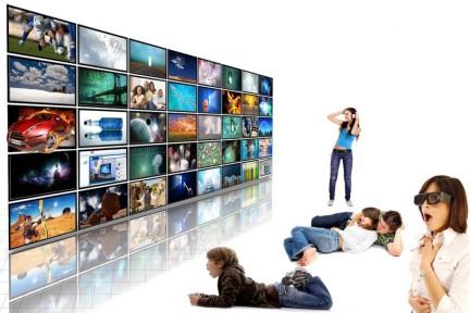 从12年间客厅照片对比看消费电子技术变化和趋势