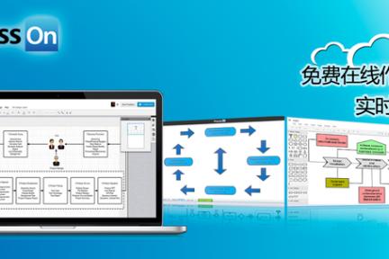 工具在走向云端化和协作化,以在线作图和多人协作为特色的ProcessOn想取代Visio