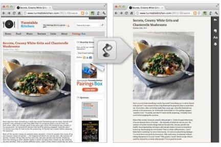 Evernote进军Web阅读,推出Clearly为你格式化网页