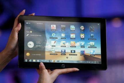 三星将要在2012年出售windows 8电脑
