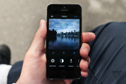 Instagram 6.0更新上线,新增10个滤镜,并允许用户自定义滤镜强度