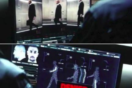 将《碟中谍5》的科幻场景变成现实,「银河水滴」要用步态识别实现身份认证