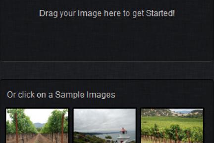 还在用软件修图吗?HTML5网站enThread让你在浏览器上编辑图片