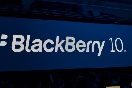 BlackBerry 10上已有10万应用,两成接生自Android系统