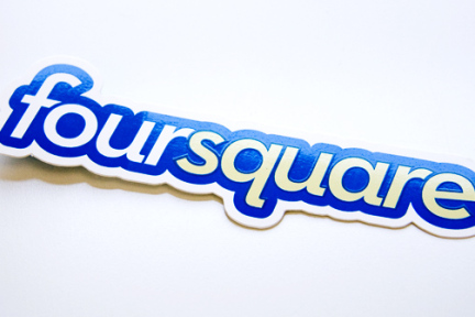 Foursquare用户数突破2000万,签到信息达20亿条