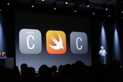 开发者对苹果新的编程语言Swift的看法