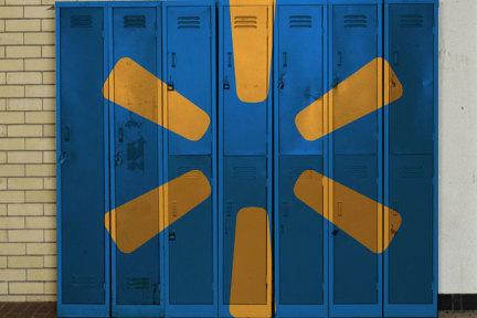 储物柜服务又增新玩家:沃尔玛夏季将推储物柜服务,买家网上订购后就近超市自取