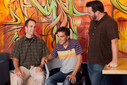 Facebook的黑客之道——这三个人重建了Facebook的基础