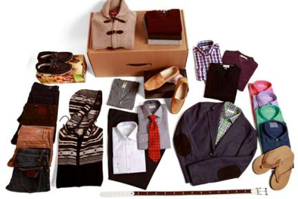 eBay前副总裁Rob Chesney加盟个性化男士服装商务网站Trunk Club:寄给你一箱子的衣服,留下你喜欢的