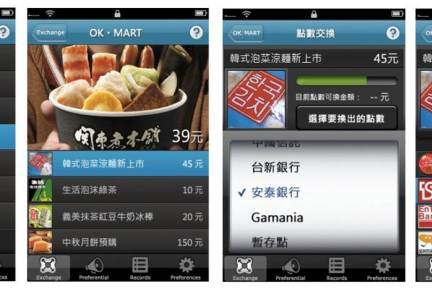 介绍和台湾消费环境息息相关的两个网络应用Richi和Switune