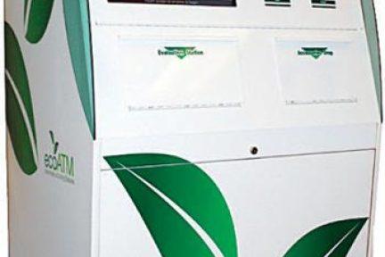 逆向售货机ecoATM:吞的是旧手机,吐的是新钞票(视频)