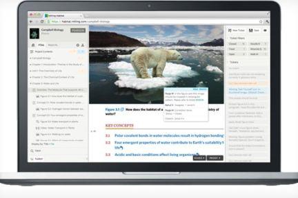 挑战 iBook?还是改变出版业?Inkling发布专业级交互电子书制作软件Habitat