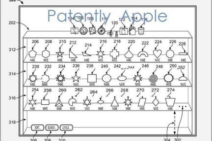 苹果或在OS X中引入3D书架式文件陈列界面取代Finder