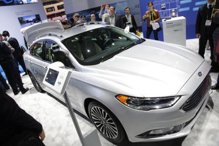 福特工程师:如何从无到有打造一辆自动驾驶汽车?