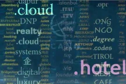 【更新】顶级域名争夺战:ICANN今天放出1930个通用顶级域名,新浪、腾讯、360等也已申请