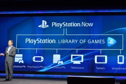 索尼发布游戏云服务PlayStation Now,游戏玩家不再有设备障碍(更新上手视频)