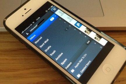 被Google收购的苹果邮件客户端Sparrow更新,支持iPhone 5和Passbook功能