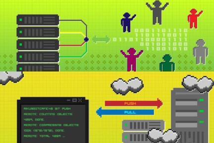 """程序猿的""""代码社交平台"""":GitCafe获景林资产300万人民币天使投资,想要打造一个技术项目分享与教育平台"""