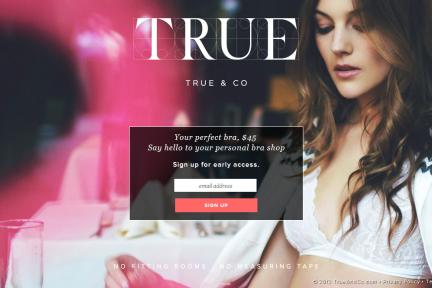 CK 母公司看上的不只是内裤,它还收购了一家 Bra 类科技公司 True&Co