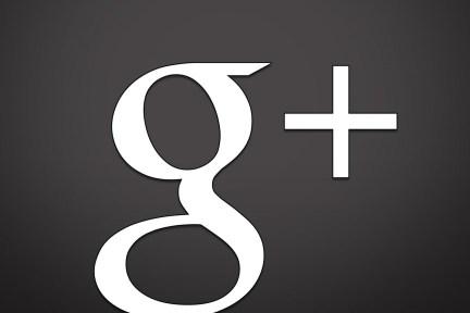 信息图详解7大社交网络之Google+