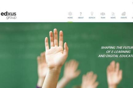Edxus公司欲花6000万欧元打造欧洲电子教育巨头