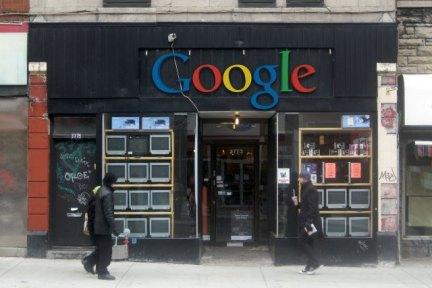 Google线下零售体验店能成事儿,但必须不能照搬苹果商店