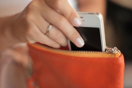 放到包里即充电,专为女士设计的无线充电包Everpurse已从Kickstarter融资19.8万美元