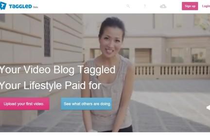 """在视频上""""一键下单""""?初创公司Taggled让你通过标签迅速购买到视频里的商品"""