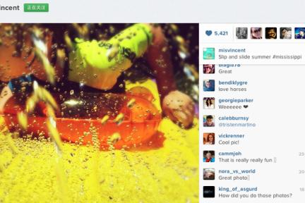 好图扩散,Instagram开始支持照片、视频的web内嵌分享