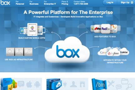 IPO之际,云存储和协作平台Box收购数据安全管理和解析分类服务dLoop,细节不明