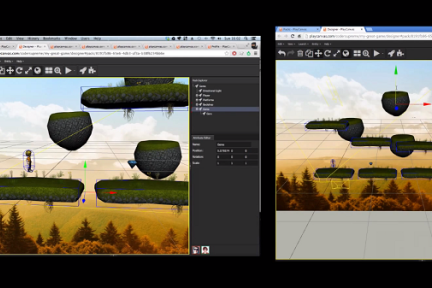 远程游戏开发平台 PlayCanvas 可能改变游戏开发行业格局