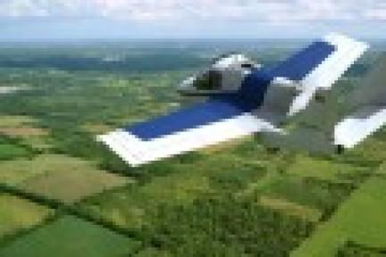 Terrafugia发明可以在天空中飞的汽车(图)