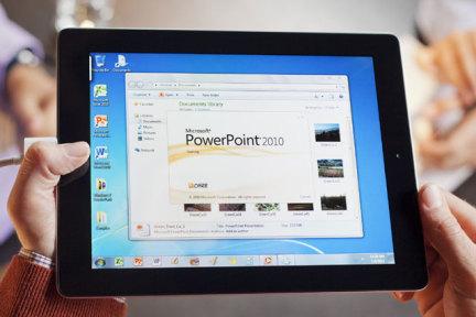 微软发布版权解释,云服务商OnLive的虚拟桌面Office应用遇阻击