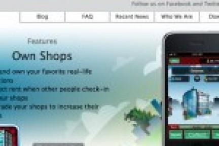 定位社交网站Booyah用户突破200万,抢Foursquare风头