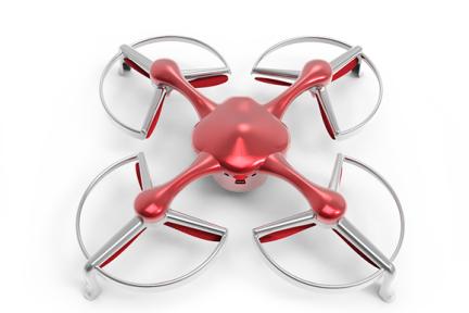 Ghost 智能空中机器人:操作飞行仅需3步,支持点对点定点巡航