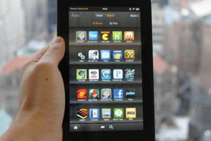 Kindle 和应用的长期收益