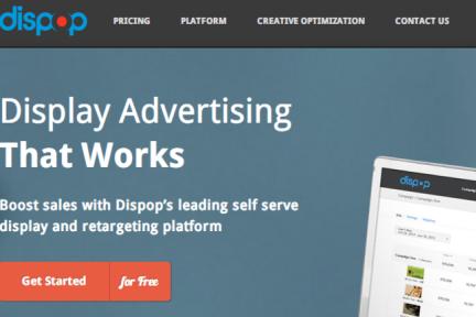 众筹广告设计平台Dispop将服务延伸至广告购买