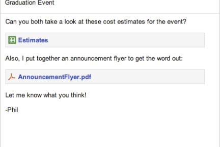 Gmail整合Google Drive,支持发送最大达10GB的邮件附件