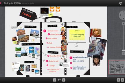 拖拽即可收纳富媒体内容,基于HTML5技术的Mural.ly可成为在线协作和头脑风暴的新工具