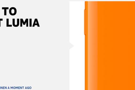 并非永别,Lumia 智能手机正式启用 Microsoft 品牌