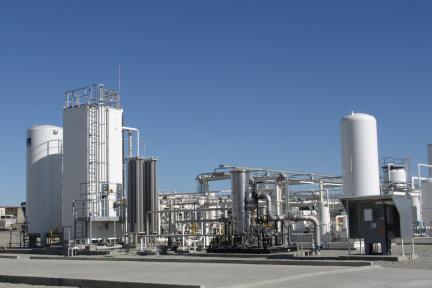 """LNG交易平台""""杭州麦安集"""",让液化天然气交易更简单"""