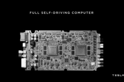"""马斯克""""AI自研芯片""""终圆梦,但特斯拉Autopilot还在路上"""