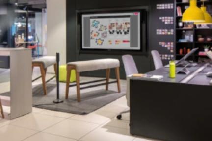 "Steelcase与微软设计""超炫酷办公室"",在这工作你还想回家吗?"