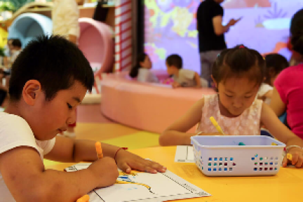 原格瓦拉团队二次创业,这次他们想从内容切入儿童线下体验式消费