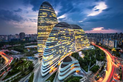 我们pick出了50座北京最网红的新建筑