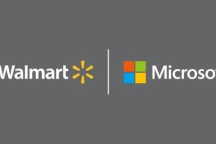 巨鲸转身:牵手微软能帮助沃尔玛赢得下一个十年吗