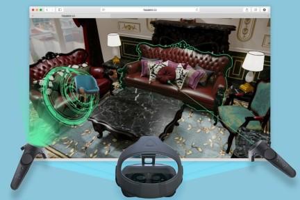 解决VR行业研发兼容性难题,HouseVR研发了一款浏览器引擎